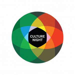 Culture Night Logo on white AW
